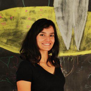 Portrait Daniela Aleman